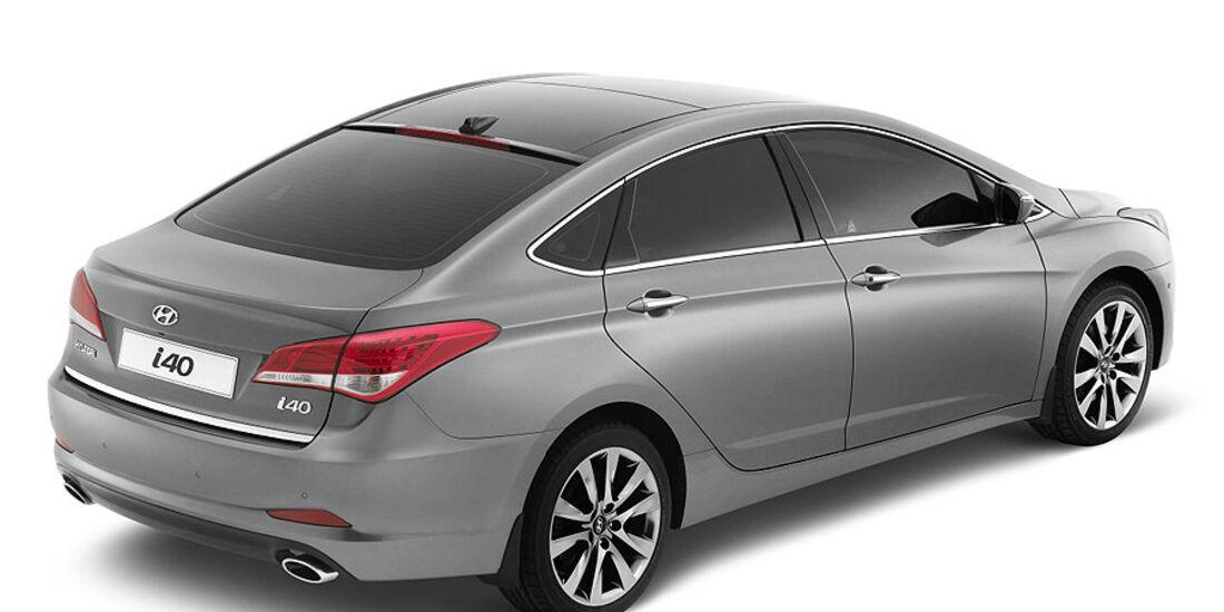 Hyundai i40 Limousine