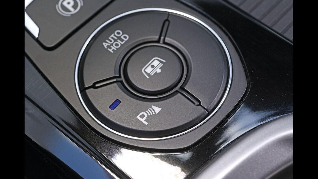 Hyundai i40, Parksensoren