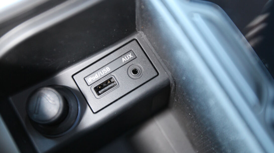Hyundai i40 cw, Anschluss