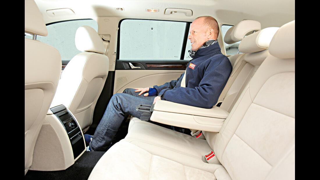 Hyundai i40 cw, Fond