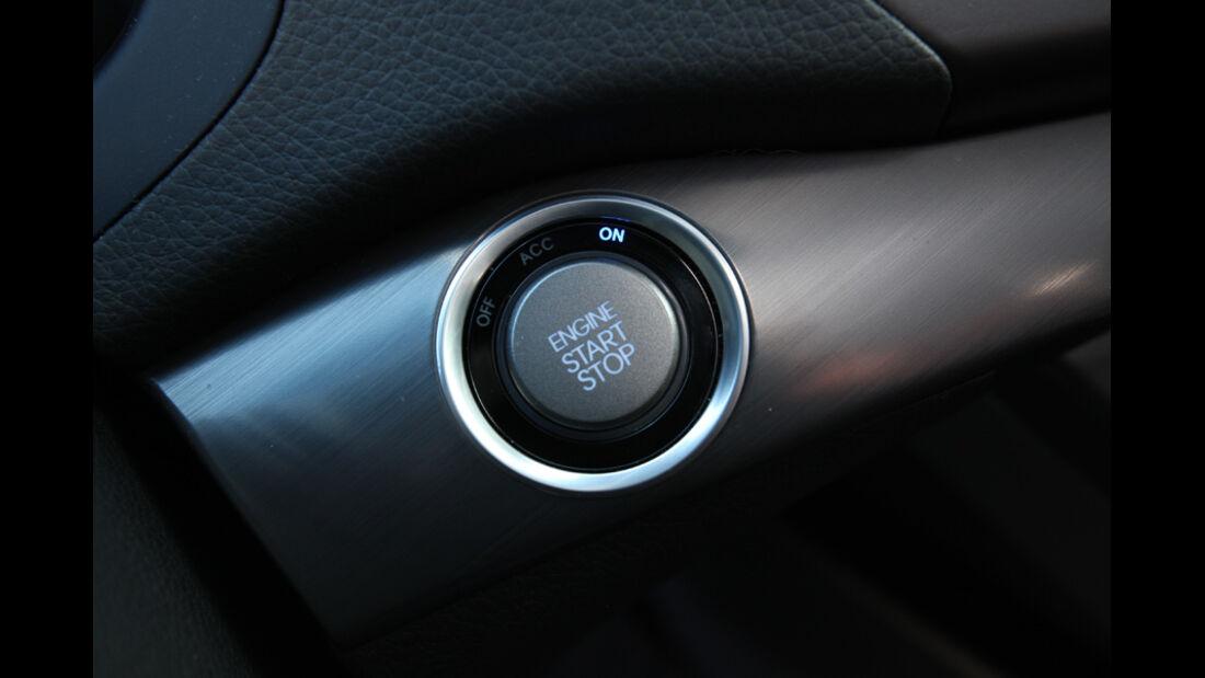 Hyundai i40 cw, Start-Stop-Knopf