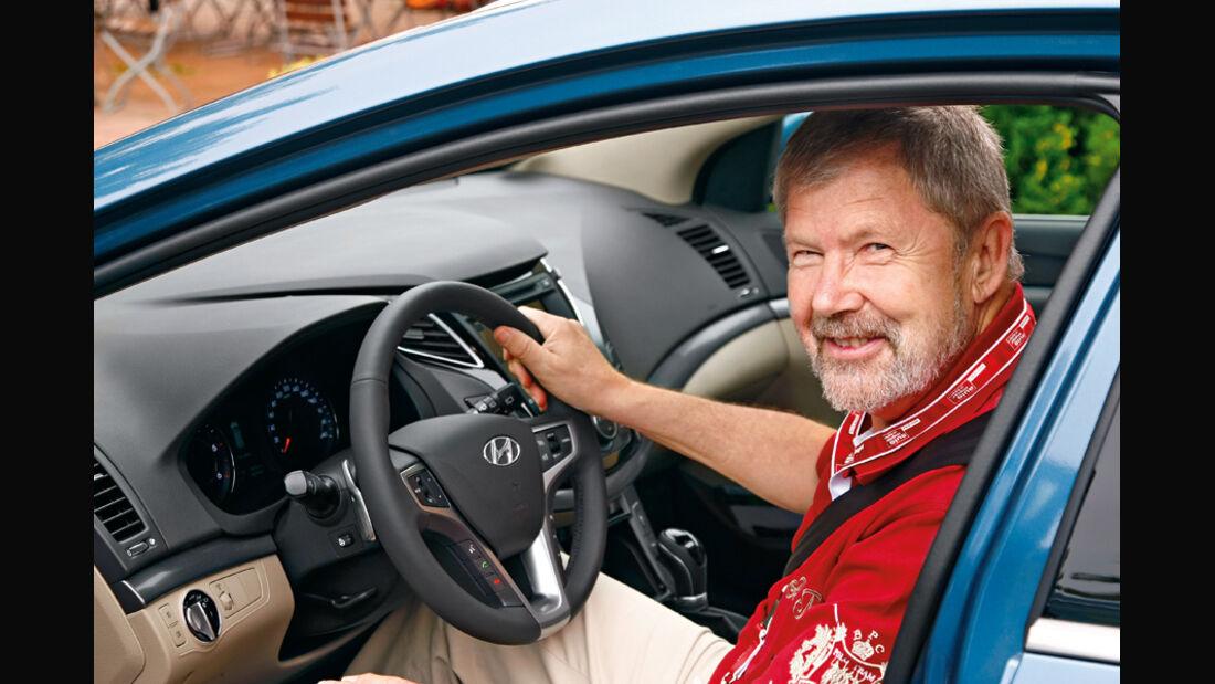 Hyundai i40cw, Ernst Haible