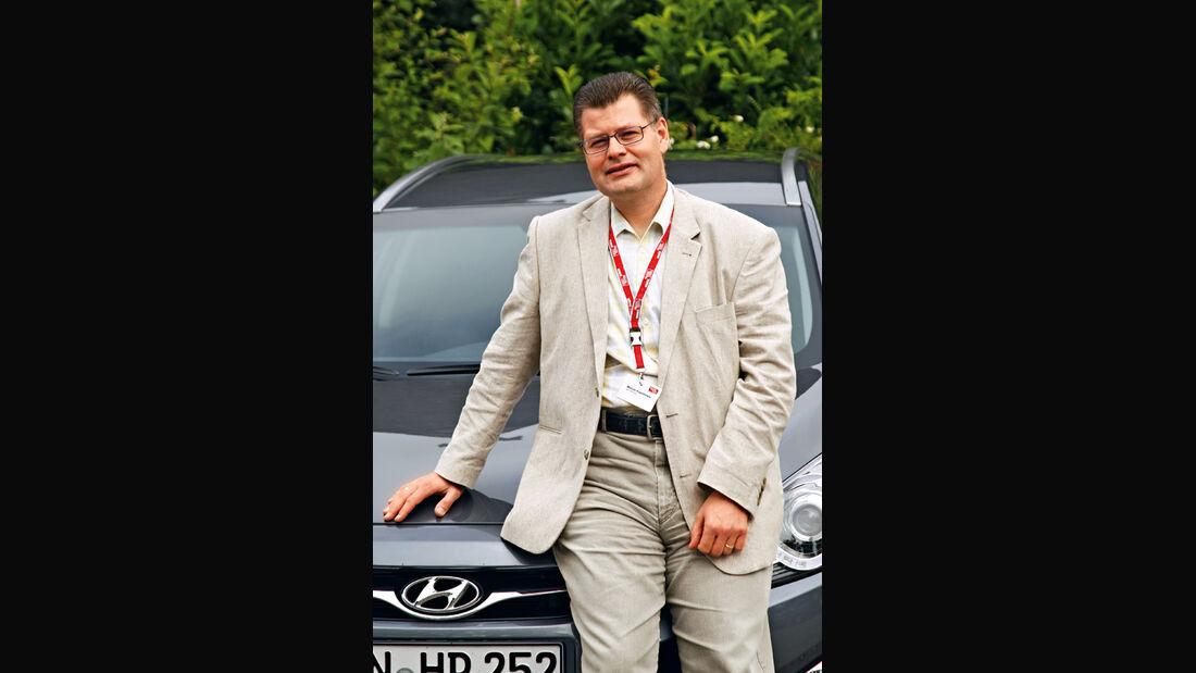 Hyundai i40cw, Markus Kuschmierz