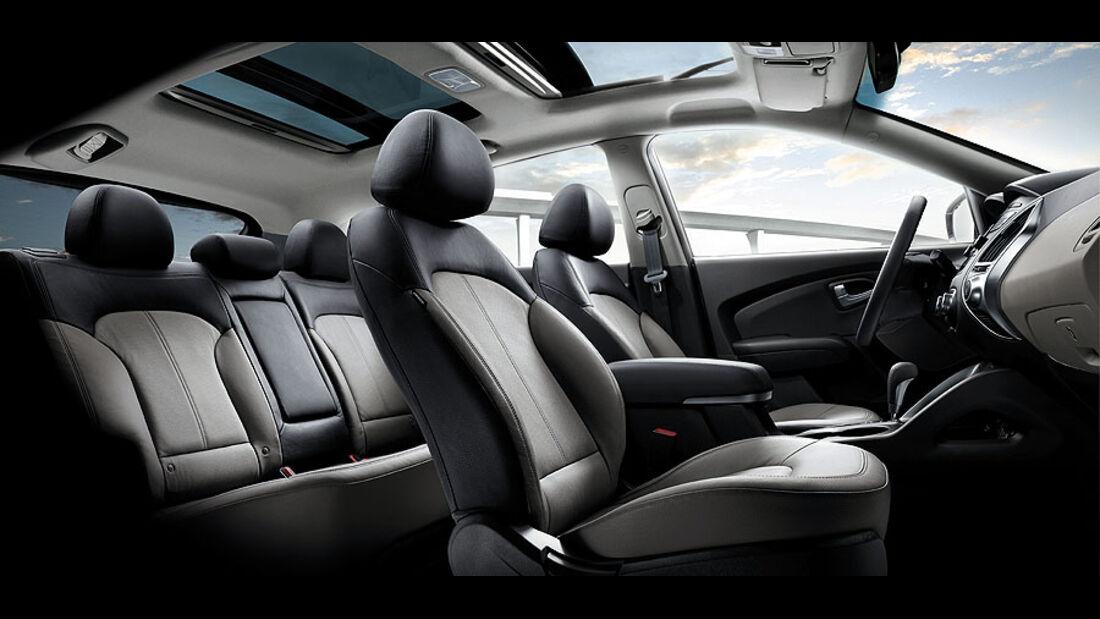 Hyundai iX35 Kaufberatung