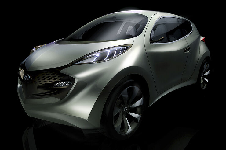 Hyundai ix Metro