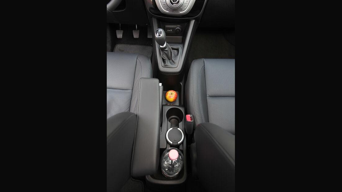 Hyundai ix20 Blue 1.4 CRDi, Schaltung, Schalthebel
