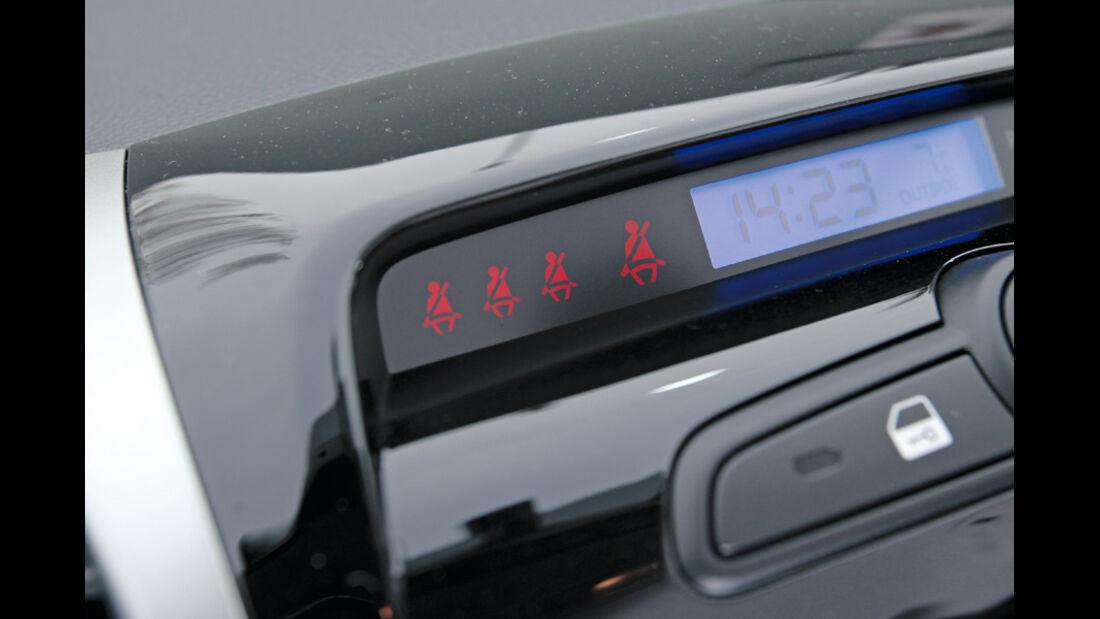 Hyundai ix20, Detail