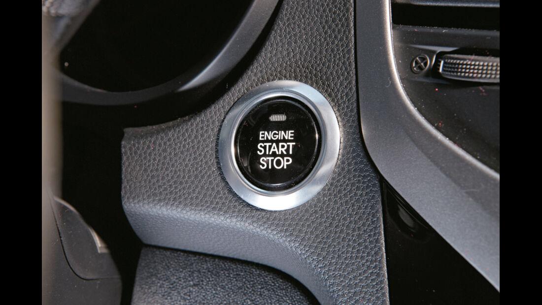 Hyundai ix20, Detail, Cockpit