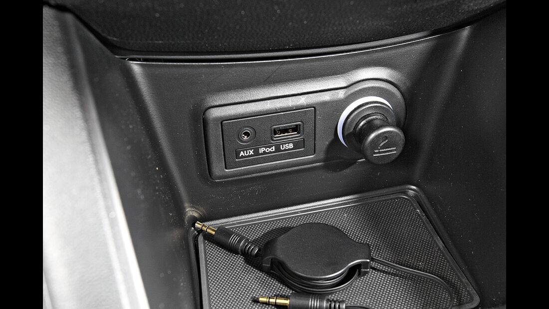 Hyundai ix20, Interieur
