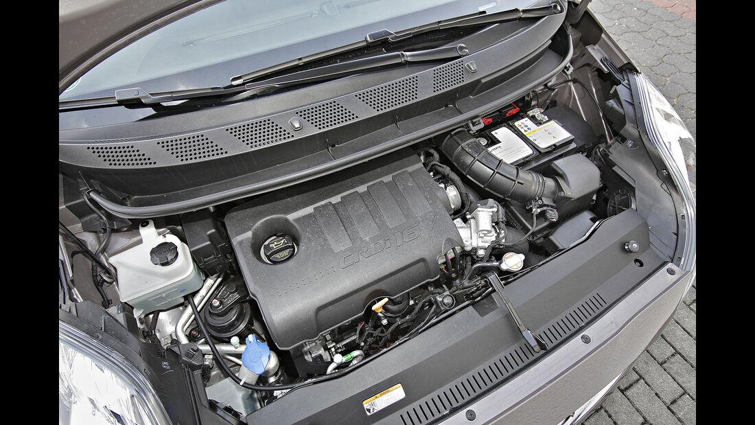Hyundai ix20, Motor