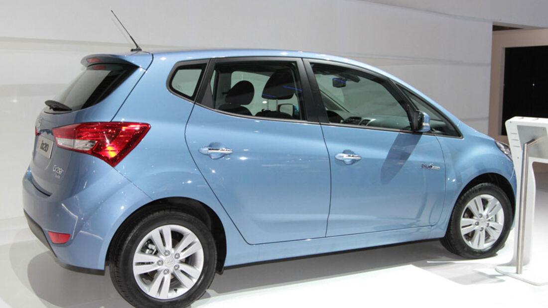 Hyundai ix20 Paris 2010