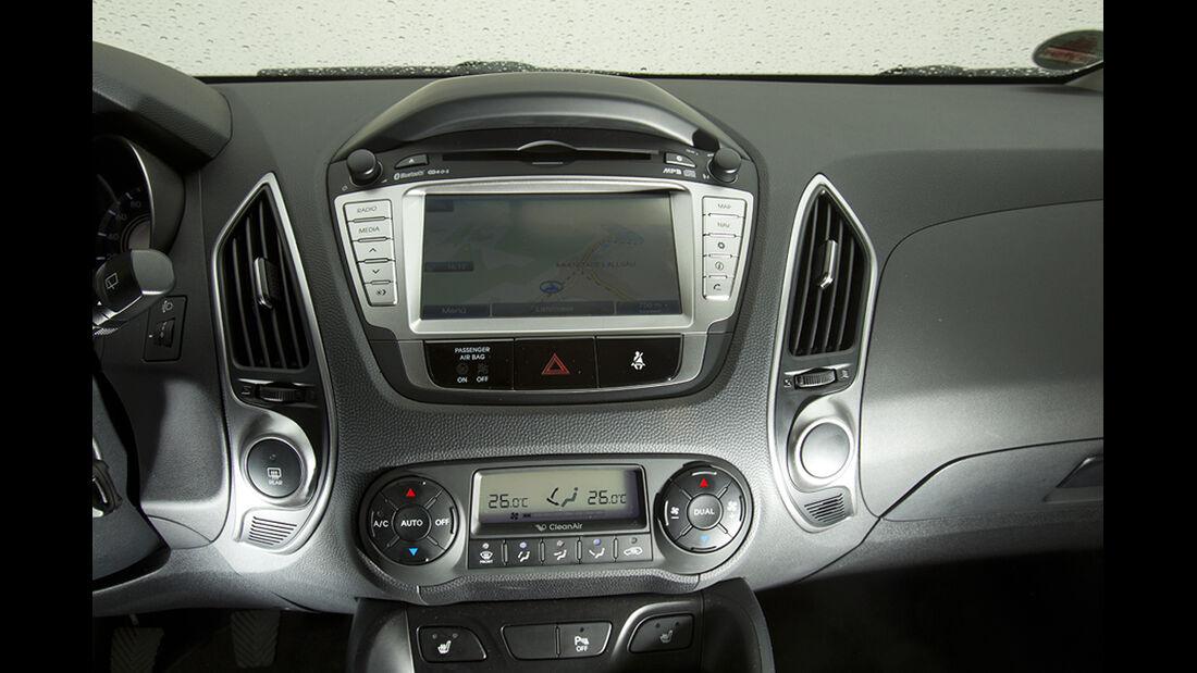 Hyundai ix35 2.0 CRDi