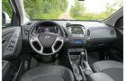 Hyundai ix35 2.0 CRDi 4WD, Cockpit