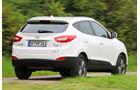 Hyundai ix35 2.0 CRDi 4WD, Heckansicht