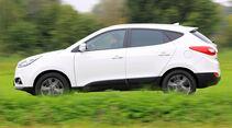 Hyundai ix35 2.0 CRDi 4WD, Seitenansicht