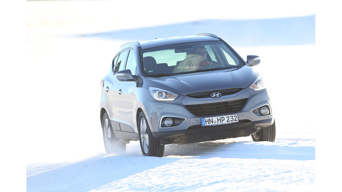 Hyundai ix35 2.0 CRDi 4WD Trend