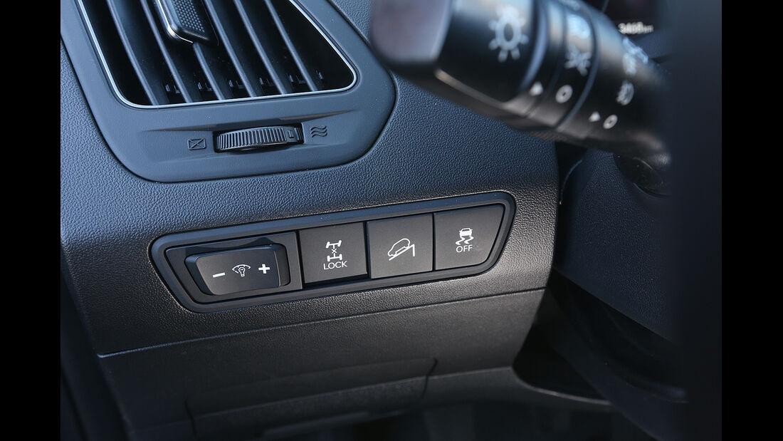 Hyundai ix35 2.0 CRDi 4WD Trend, Cockpit