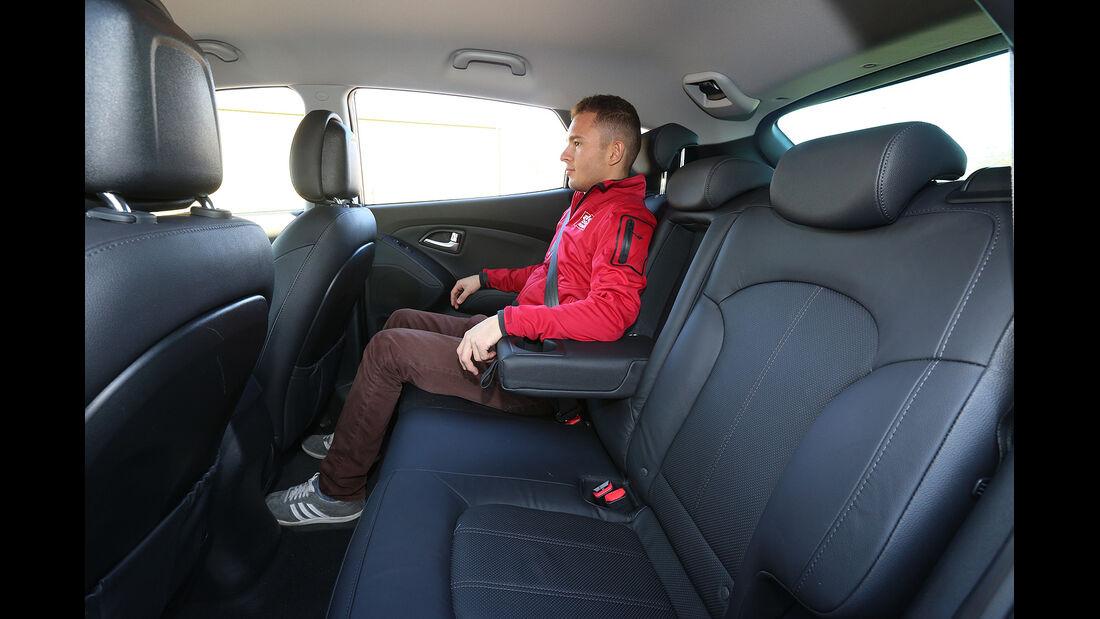 Hyundai ix35 2.0 CRDi 4WD Trend, Fond
