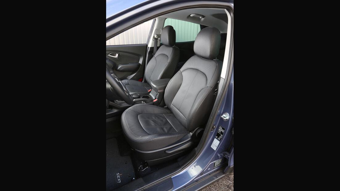Hyundai ix35 2.0 GDI 4WD, Fahrersitz