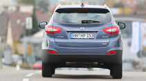 Hyundai ix35 2.0 GDI 4WD, Heckansicht