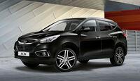 Hyundai ix35 Black & Steel Sondermodell