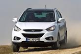 Hyundai ix35, Frontansicht