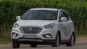 Hyundai ix35 Fuel Cell, Frontansicht