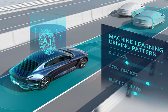 Hyundai selbstlernender Tempomat SCC-ML