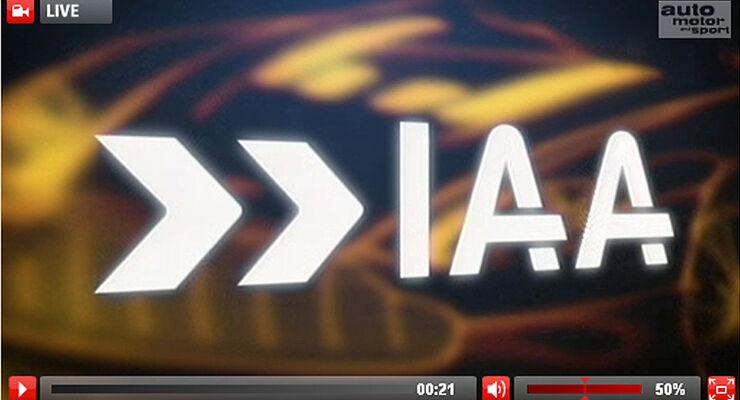 IAA 2009 Web-TV