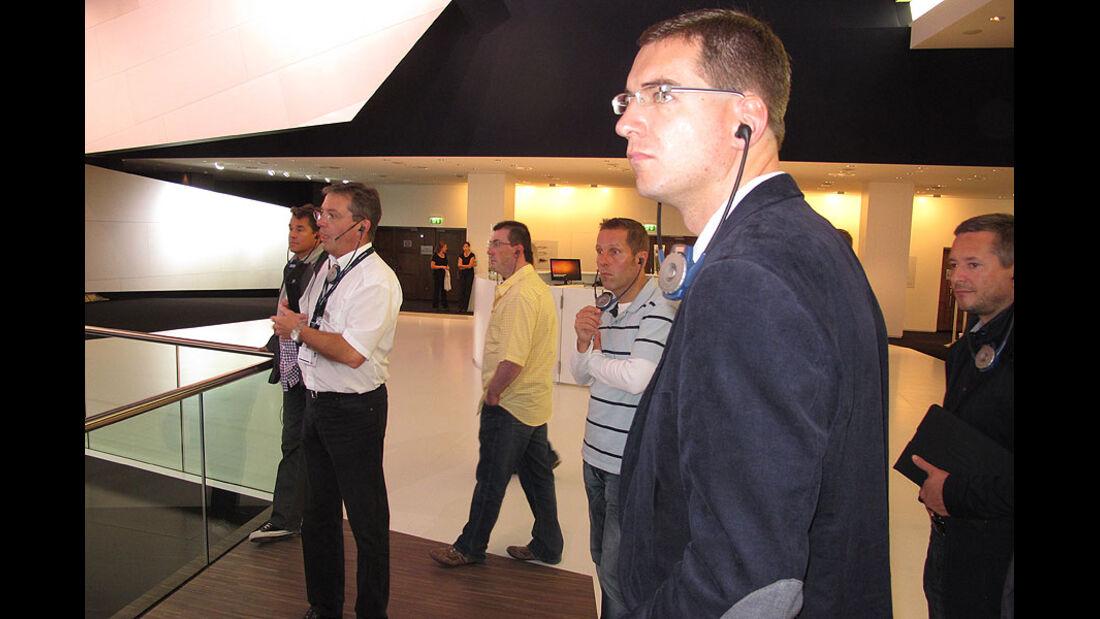 IAA 2011, Atmosphäre