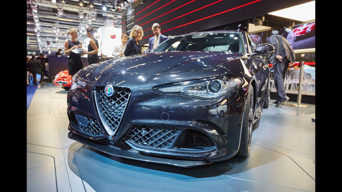 IAA 2015, Alfa Romeo Guilia