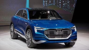 IAA 2015, Audi E-Tron Quattro Concept