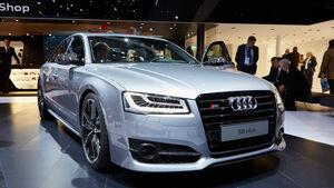IAA 2015, Audi S8 Plus