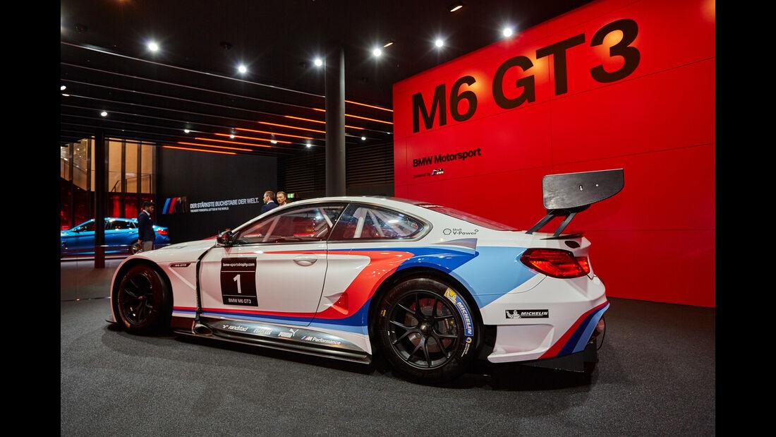IAA 2015, BMW M6 GT3