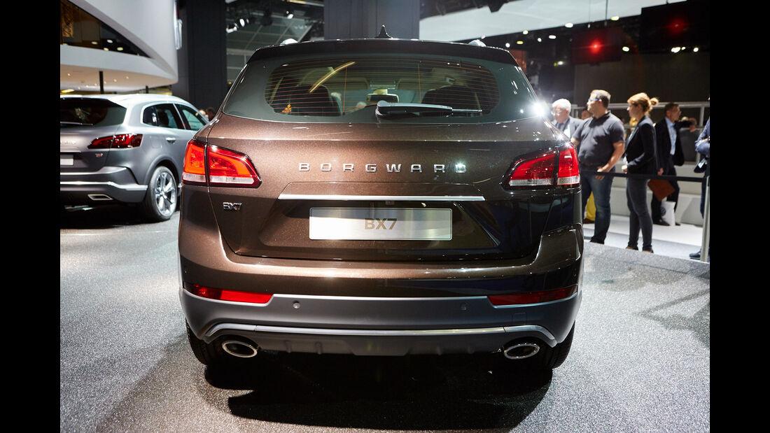 IAA 2015, Borgward BX7