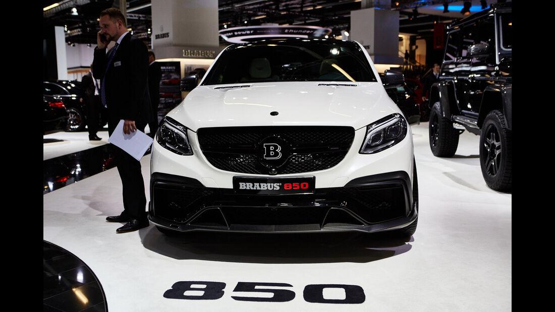 IAA 2015, Brabus 850 6.0 Biturbo 4x4 Coupe