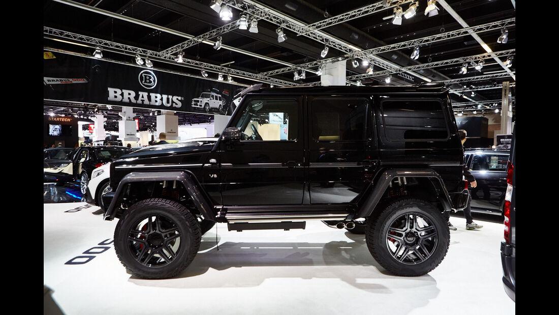 IAA 2015, Brabus G 500 4x4