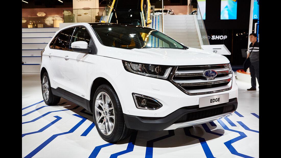 IAA 2015, Ford Edge