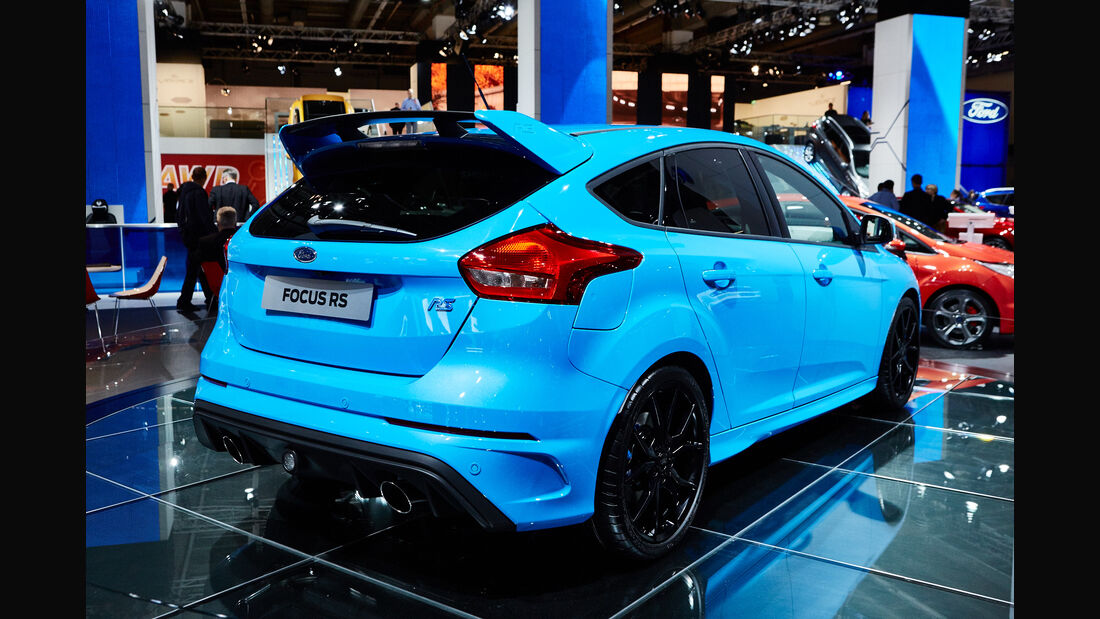 IAA 2015, Ford Focus RS