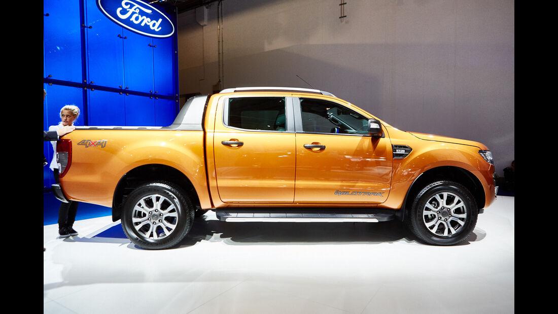 IAA 2015, Ford Ranger