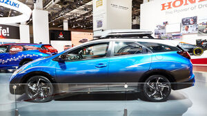 IAA 2015, Honda Civic Tourer Active Life Concept