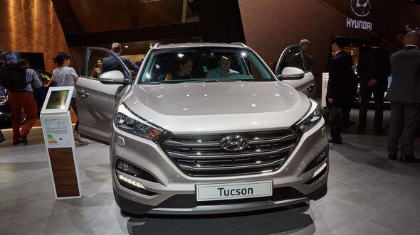 IAA 2015, Hyundai Tucson
