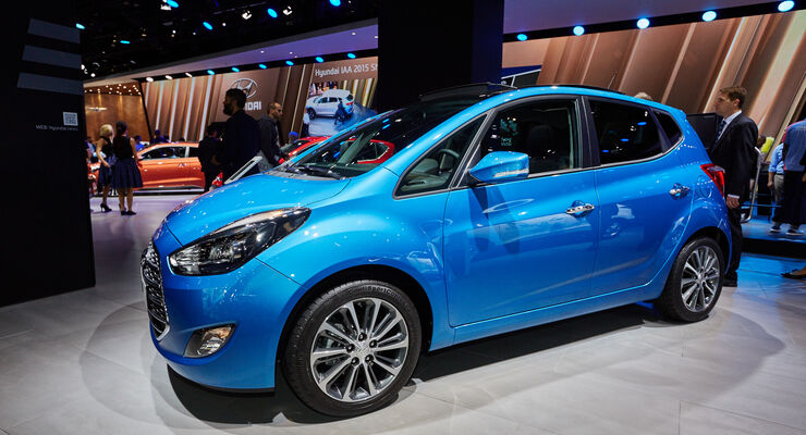 IAA 2015, Hyundai ix20