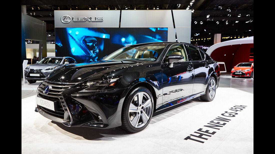 IAA 2015, Lexus GS 450h