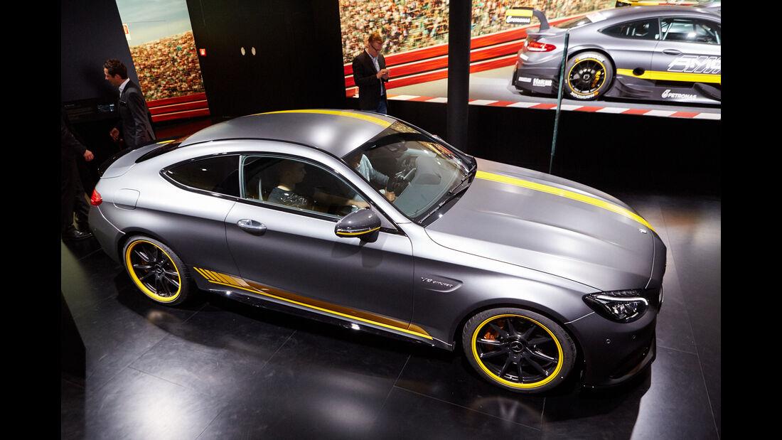 IAA 2015, Mercedes-AMG C63 Edition 1