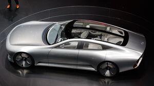 IAA 2015, Mercedes Concept IAA