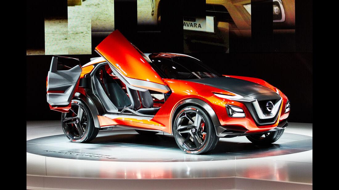 IAA 2015, Nissan Gripz Concept