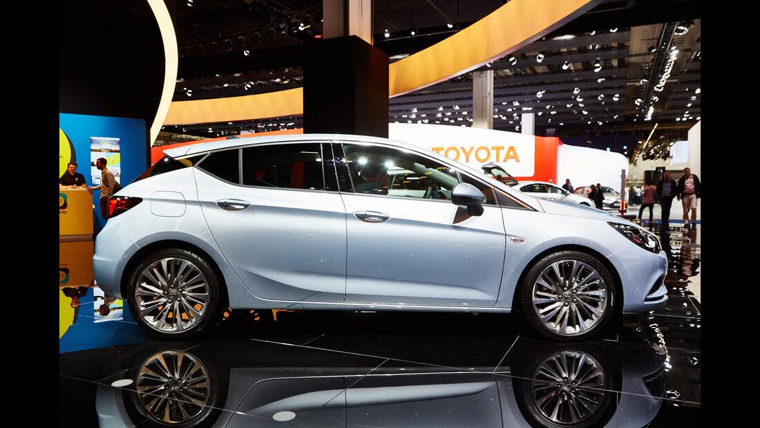IAA 2015, Opel Astra