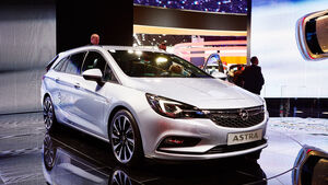 IAA 2015, Opel Astra Sports Tourer