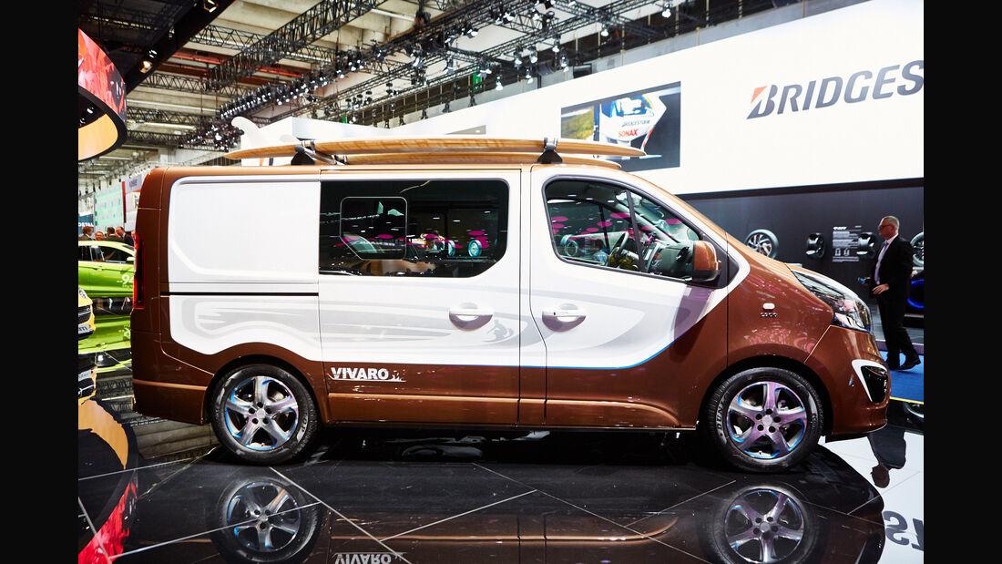 IAA 2015, Opel Vivaro Surf Concept